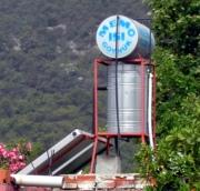 Solar Energy water tank