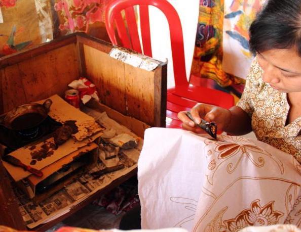 Batikmaking