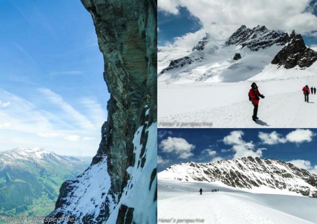 UNESCO Swiss alps
