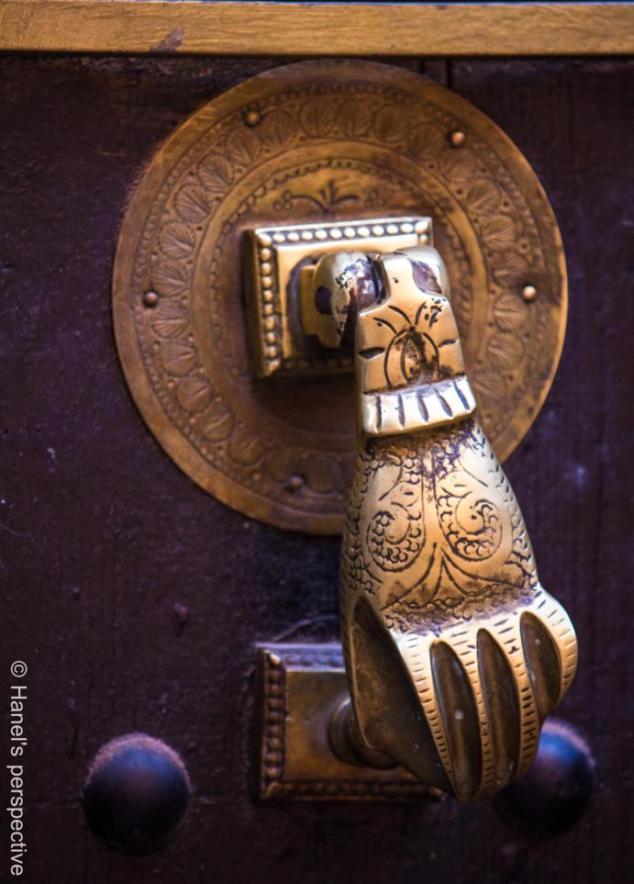 Doorbell2, Hand of Fatimah