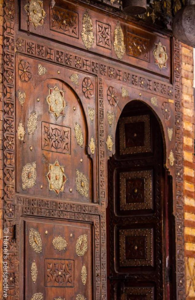 Door, Medina of Marrakech