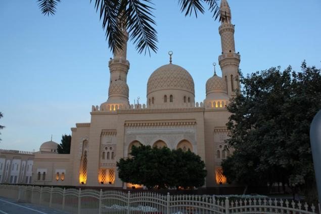 Jumeira Mosque and Information center