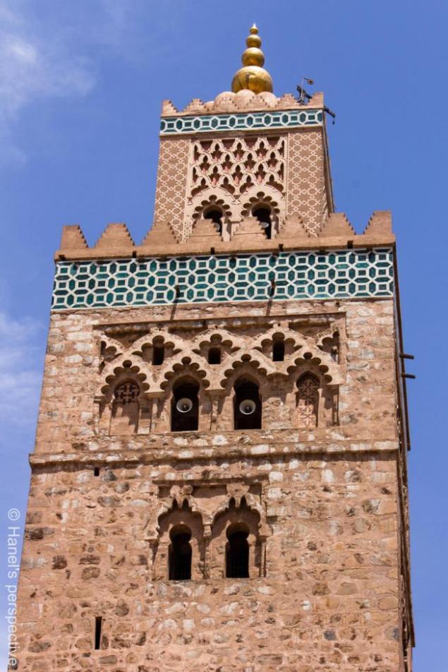 Minaret of Koutoubia Mosque