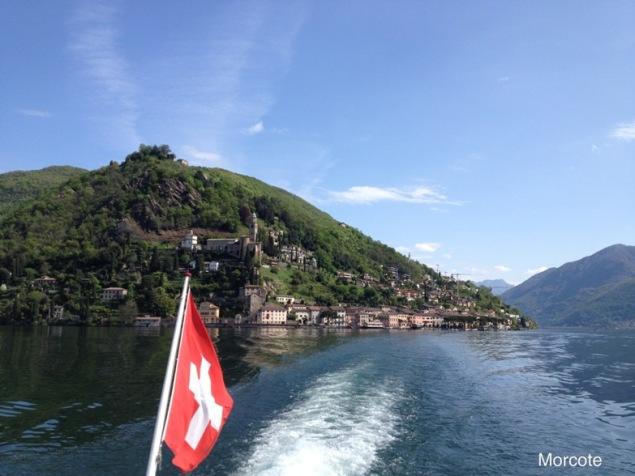 Morcote, Lago di Lugano