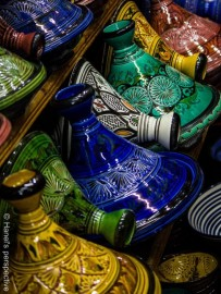 Tagines, Souk of Marrakech