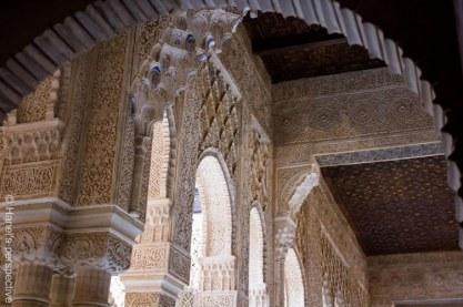 Lion Patio, Alhambra