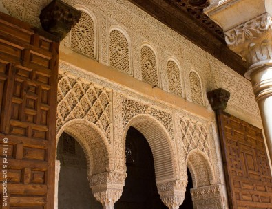 Alhambra: Summer Palace, Granada