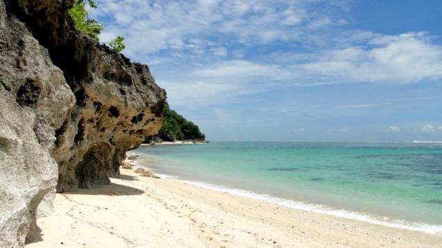 Bali Cliff a.k.a. Greenball Beach