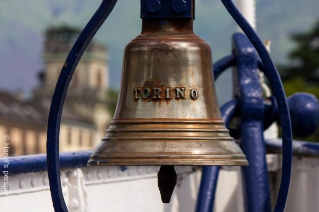 Ship bell, Ticino