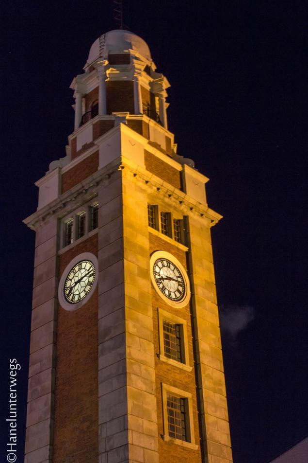 Clock Tower of Hongkong, Landmark of Hong Kong