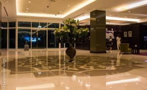Dubai: Le Meridian Lounge