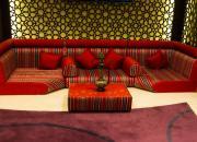 Dubai, Le Meridian, Lounge