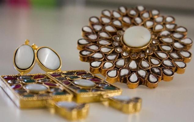 Kundan Jewellry