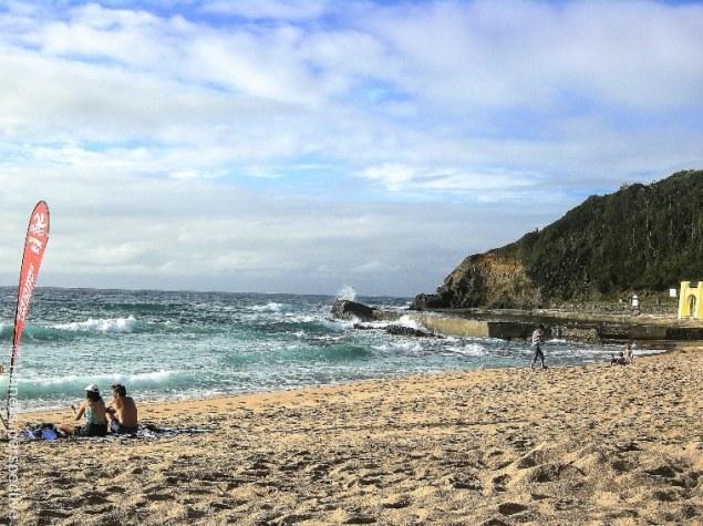 Thompson Beach, Ballito, Durban