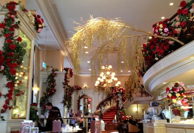 Cafe Felix at Zurich Bellevue