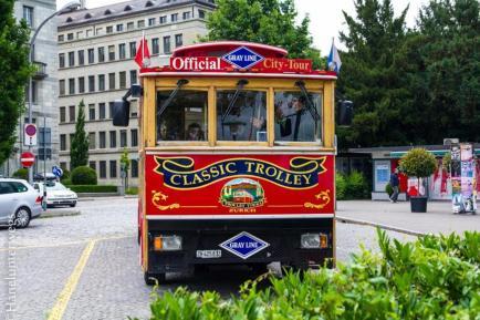 Zurich City Trolley