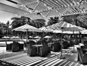Cafe Terrace, Le Meridian Mina Seyahi
