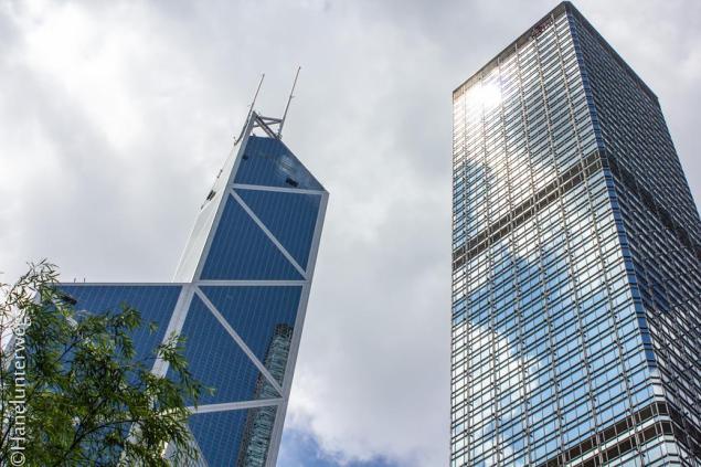 Hong Kong Buildings POV, Bank of China