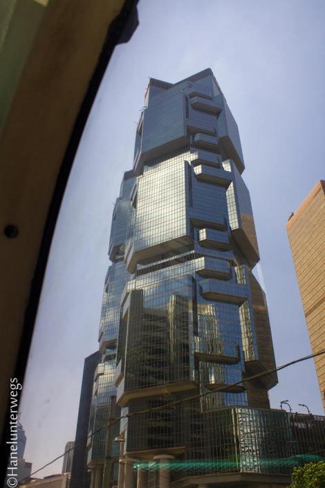Hong Kong Buildings POV