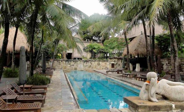 Novotel Bali Benoa, Pools