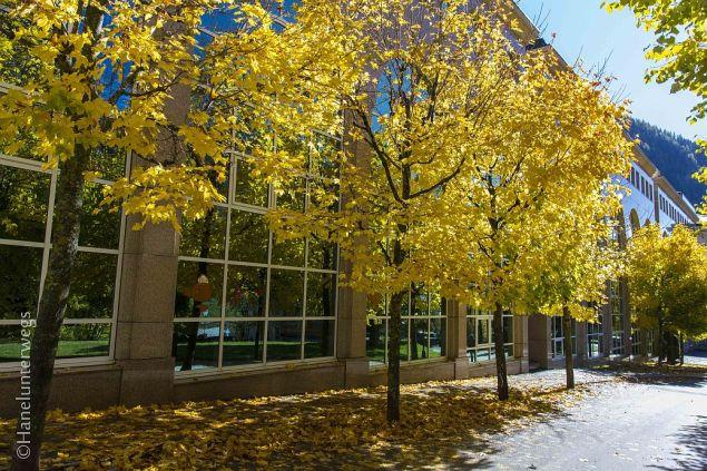 Autumn in Leukerbad