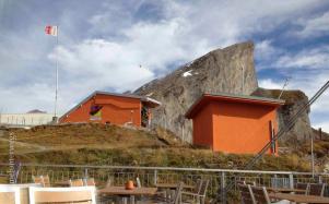 On Gemmi Pass, Valia,s Leukerbad